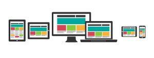 Todos nuestros trabajos se adaptan perfectamente a cualquier tipo de dispositivos móviles gracias al diseño responsivo