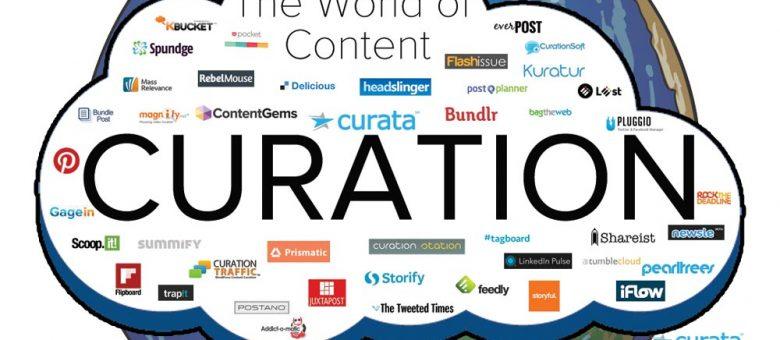 Herramientas para Filtrar contenido o Content Curation