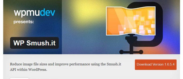 Reduce con Smush el peso de tus imágenes en WordPress