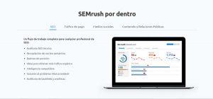 En esta guía os explicaremos qué usos podemos darle a SEMrush, la herramientas Todo en Uno en materia de SEO del mercado.