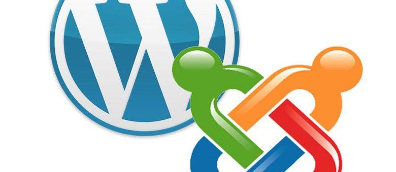 Comparación entre dos de los mejores gestor de contenido para crear cualquier tipo de página web para empresas o Tiendas Online.