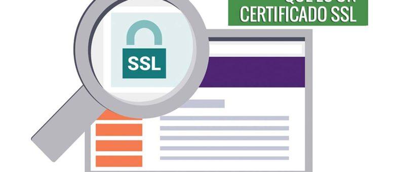 La función de los Certificado SSL, es ofrecer la autenticidad de nuestra página web a todos nuestros visitantes, para que así sepan quienes somos.