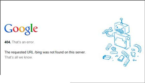 Los Errores 404 hace referencia a que algo que estábamos buscando en un determinado sitio web no existe o ha sido borrado.