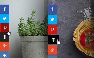 Compartir contenido en nuestras redes sociales nunca tuvo tanto glamour o estilo hasta la llegada de Monarch el plugin responsive de Elegant Themes.