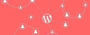 Gracias a la opción Multisitios es posible crear con este gestor de contenidos una Red de blogs que sean gestionado por cada uno de nuestros usuarios.