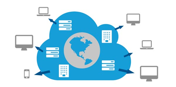 Una CDN, o Red de Entrega de Contenidos, es una araña de ordenadores con copia de la información de las distintas webs con las que trabajan para aprovechar al máximo el ancho de banda para el acceso a datos de los clientes.