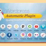 Copia el contenido de otra página web a nuestro WordPress, gracias al Plugins que este CMS tiene y que se llama WordPress Automatic