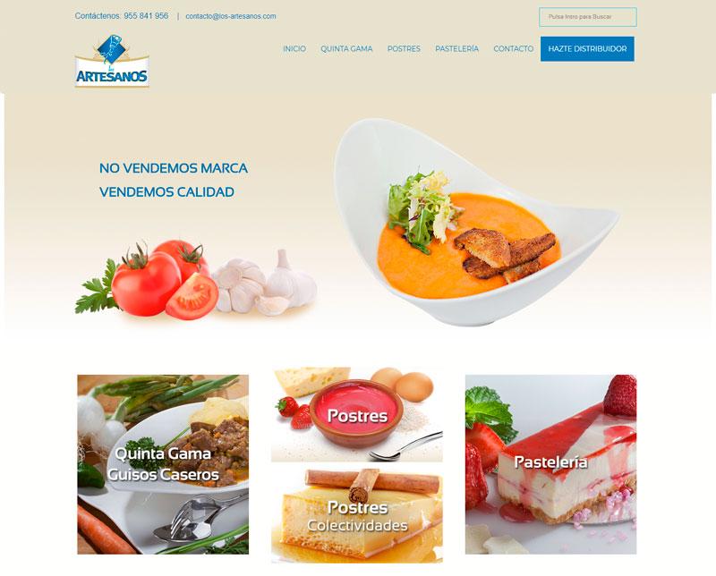 Catalogo Online Los Artesanos